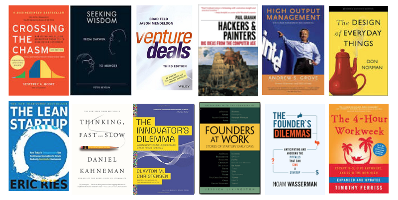 tartup Books Every New Founder Should Read
